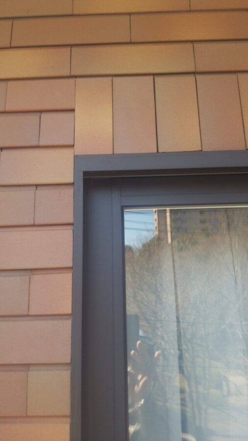 個人邸外壁タイル修繕工事